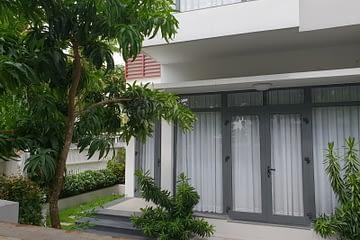 Biệt thự góc đường 16&12m, Phố Đông Village Q2, 8x22m, Full NT, giá rẻ