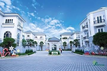 Biệt thự đơn lập Sol Villas tuyệt đẹp, View hồ bơi. LH 0902746319