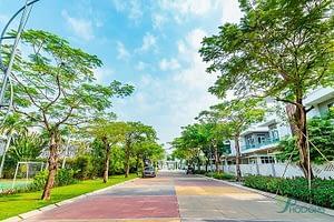 khu đô thị Phố Đông Village hình ảnh thực tế