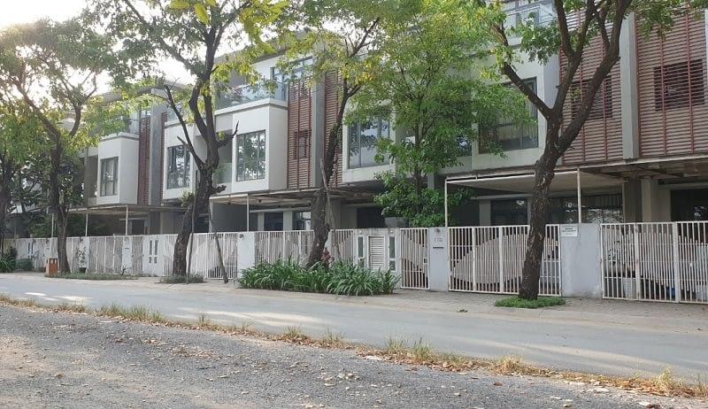Biệt thự vườn Phố Đông Village, Trục chính 20m, Full NT cao cấp, 13.9 Tỷ