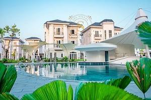 dự án biệt thự sol villas