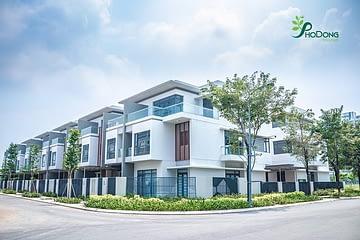 Bán rẻ 20% so với thị trường căn biệt thự song lập Phố Đông Village