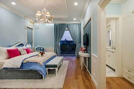 Biệt Thự Sol Villas phòng ngủ baby