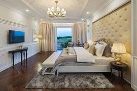 Biệt Thự Sol Villas Phòng ngủ master