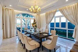 Biệt Thự Sol Villas bàn ăn phong cách