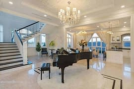 Biệt Thự Sol Villas phòng khách lộng lẫy