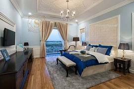 Biệt Thự Sol Villas phòng ngủ lớn