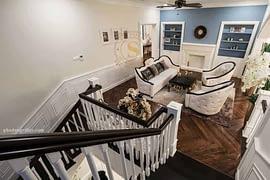 Biệt Thự Sol Villas sảnh chung trên lầu